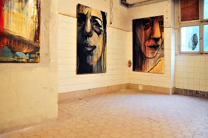 Ausstellung LOKstoff 07