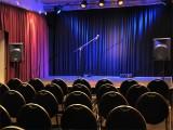 Bühne im BürgerBahnhof