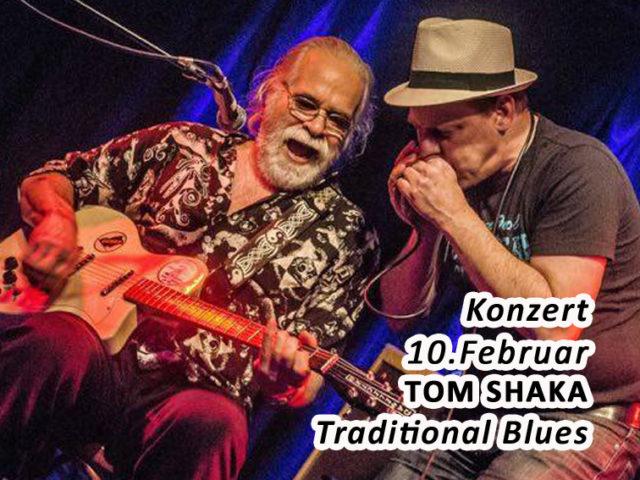 Aktuell: Konzert Blues-Train  10. Februar