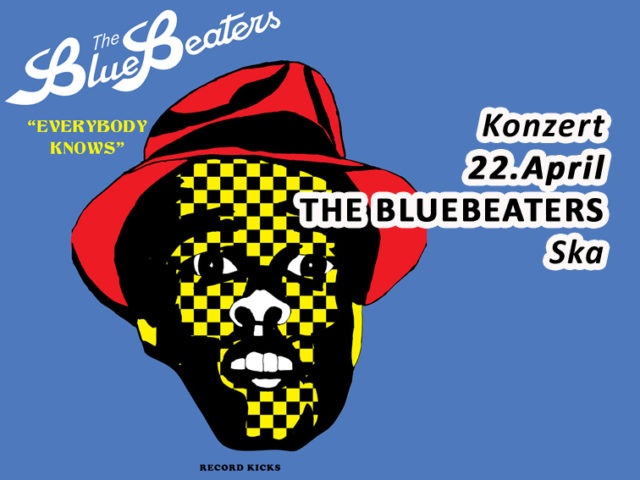 Aktuell: Konzert THE BLUEBEATERS  22. April