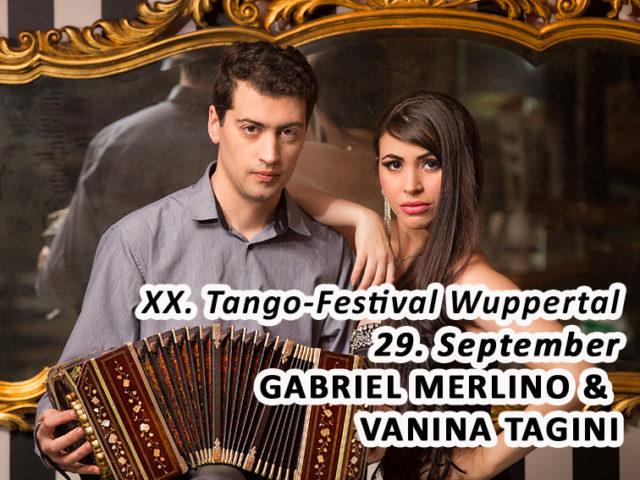 Aktuell: Tangofestival, 29. September