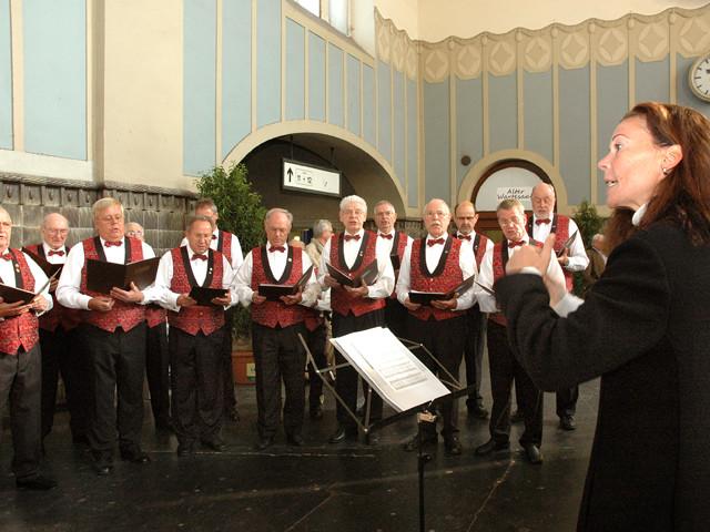 KlangReise-Männerchor Sonnborn-Vohwinkel