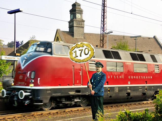 Unser Bahnhof – 170 Jahre  2011