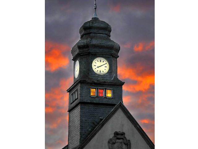 Unser Bahnhof – BüBa Adventsbeleuchtung