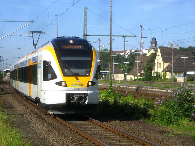 Unser Bahnhof – Erste Privatbahn 2009