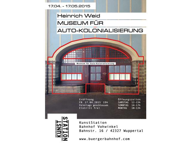 KunstStation Slider_Plakat Weid