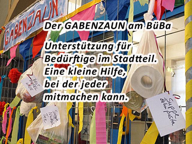 Aktuell: Gabenzaun