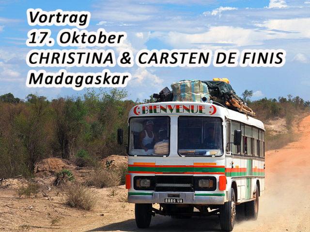 Aktuell: Vortrag Madagaskar